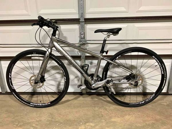 2015 Trek 7.5fx bicycle