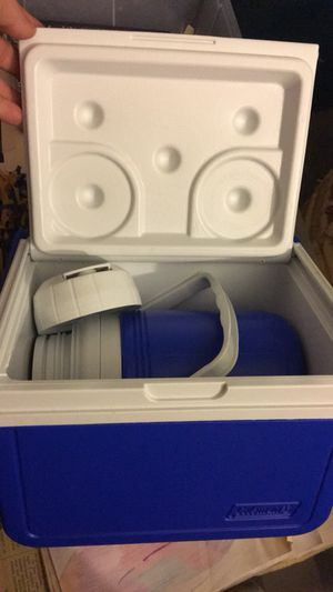Coleman lunch cooler and thermos NEW for Sale in Laurel, MD