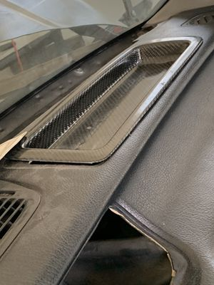 Carbon fiber air bag delete for Sale in San Diego, CA