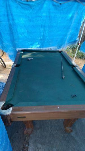 Pool table for Sale in Kerman, CA
