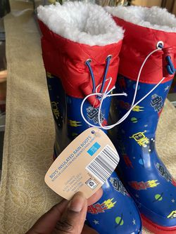 Toddler Insulated Rain Boots for Sale in McDonough,  GA