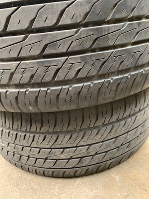 225/40-19 Toyo Proxes4plus $80 obo for Sale in Galt, CA