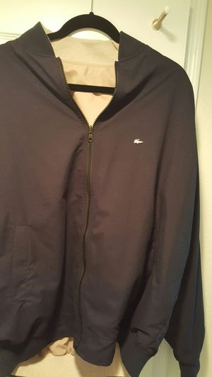 lacoste reversible jacket for Sale in Alexandria, VA