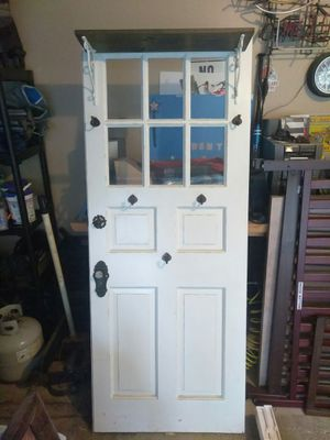 "80"" door coat hanger for Sale in Brunswick, OH"