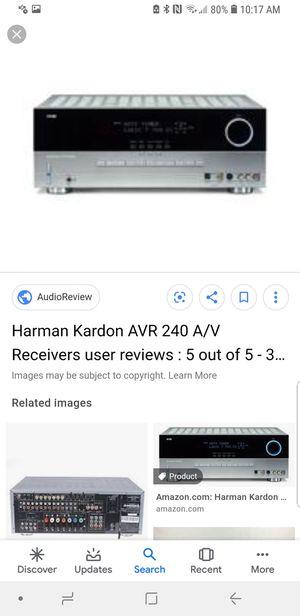 Brand new still in box Harman Kardon 7.1 system for Sale in San Jose, CA
