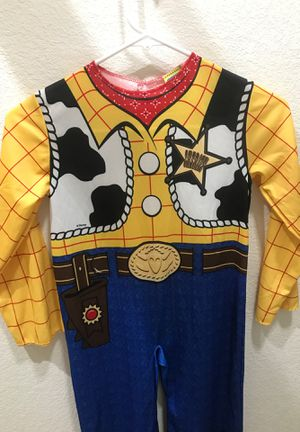 Costume Woody Toy Story for Sale in Los Angeles, CA