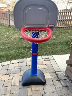 Adjustable Kids basketball hoop for Sale in Woburn, MA