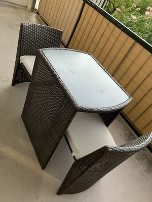 Patio chairs for Sale in Sunnyvale, CA