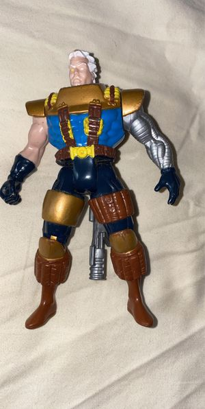 MARVEL X-MEN CABLE collectible Toy 1994 90s vintage for Sale in Cerritos, CA