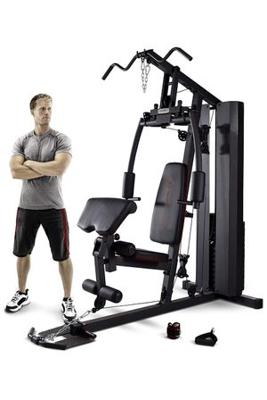 Marcy Stack Dual Function Home Gym 250lb for Sale in Queens, NY