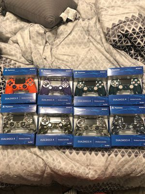 Brand new PS4 controllers for Sale in Dallas, TX