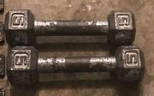5 lb Weights for Sale in Florissant, MO