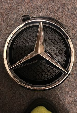 LED Mercedes-benz emblem for Sale in San Francisco, CA