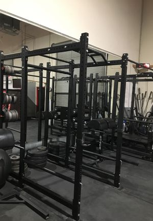 Rogue R6 Power rack for Sale in Rancho Cucamonga, CA