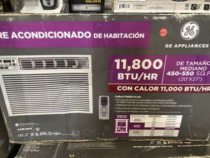 Window AC UNIT and HEATER!11,800 BTU brand new in box! for Sale in Hiram, GA