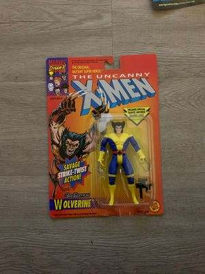 X-Men Wolverine 1992 Toy Biz Collectible Action Figure for Sale in San Diego, CA