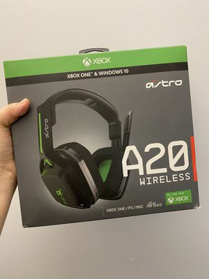 Astra Gaming-A20 Wireless Gaming Headset for Xbox One/Pc/Mac for Sale in Medford, MA