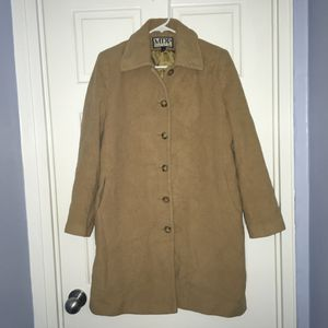 MDP New York wool blend coat, size 6 for Sale in Arlington, VA