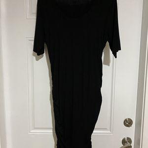 Motherhood Maternity Dress 👗 (black scoop neck) for Sale in Seattle, WA