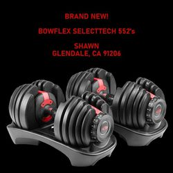 BOWFLEX 552 - NEW IN BOX ( AUTHENTIC) for Sale in Glendale,  CA