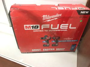 Milwaukee M18 Fuel for Sale in Chicago, IL