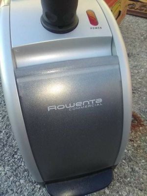 Rowenta commercial fabric steamer for Sale in Norman, OK