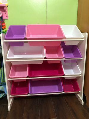 Kids Toy Storage Bin Organizer for Sale in Norwalk, CA