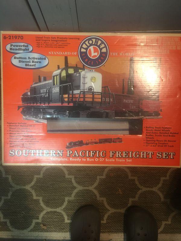 Lionel trains set
