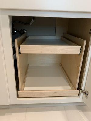Double decker sliding shelf for Sale in Bothell, WA