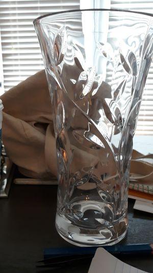 Antique crystal vase for Sale in Evansville, IN