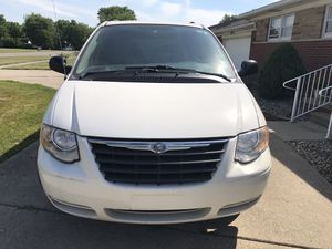 2006 Chrysler Town and County - 1 owner for Sale in SELFRIDGE, MI