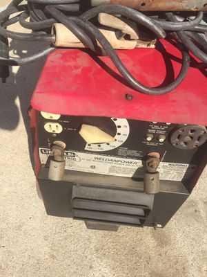 Lincoln gasoline welder good condition for Sale in Bakersfield, CA