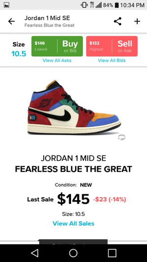 Read description sizes 10.5 and 11 men for Sale in Las Vegas, NV