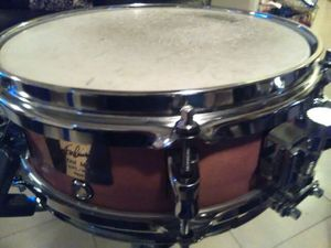 Yamaha Peter Erskine signature soprano snare drum 10 inch by 3.5 for Sale in Clinton, MD