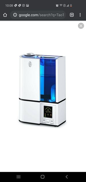 $40 HUMIDIFIER for Sale in Las Vegas, NV