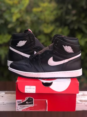 "Jordan 1 Retro High ""Ying Yang"" Black for Sale in San Leandro, CA"