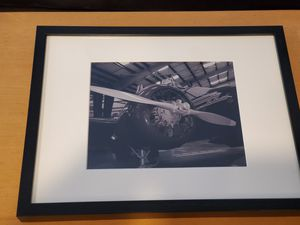 Vintage airplane photo for Sale in Gilbert, AZ