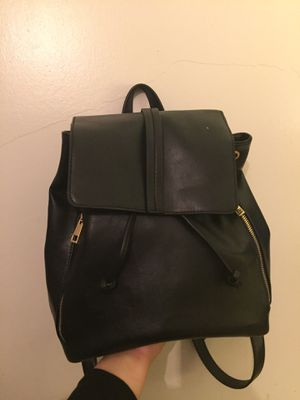Faux leather backpack for Sale in Las Vegas, NV