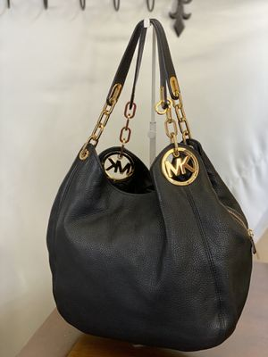 Michael Kors Collection Fulton Leather Hobo Bag for Sale in Orlando, FL