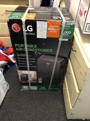 LG Portable A/C Unit LP1215GXR for Sale in Riverside, CA