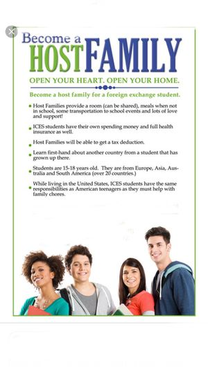 Host a student for Sale in Rockville, MD