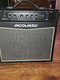 Guitar Amplifier for Sale in Tustin,  CA