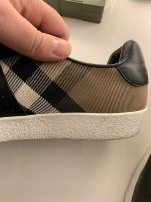 Burberry Men's Casual shoes for Sale in Chicago, IL