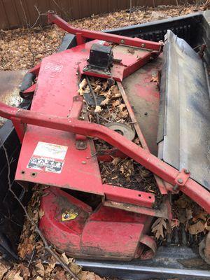 """Mower decks 72"""" with gears boxes for Sale in Kingston, NY"""