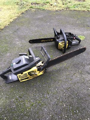 Chainsaws for Sale in Gig Harbor, WA
