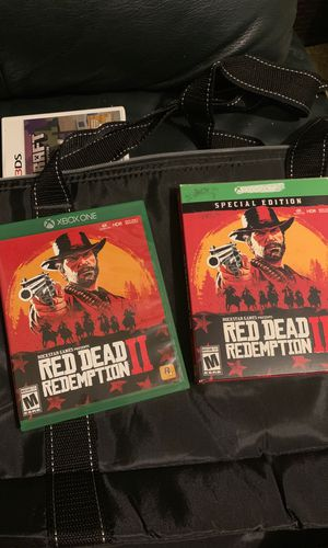 Rdr2 , 2 copies for Sale in Boston, MA