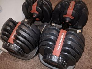Bowflex Dumbbells for Sale in Downey, CA