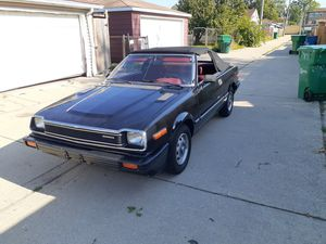 1981 Honda Prelude Convertible 1.8 for Sale in Burbank, IL