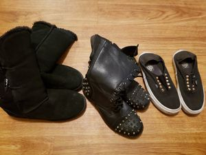FREE shoes for teenager in need! for Sale in Dallas, TX