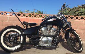 95' Honda Shadow VLX VT 600 Bobber Chopper for Sale in Cerritos, CA